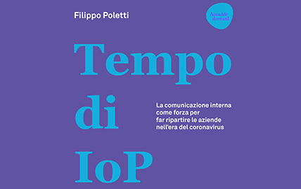 Filippo Poletti: Tempo di IoP: Intranet of People